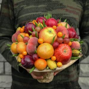 Puuviljakimp. Söödav lillekimp. DecoRento Pood