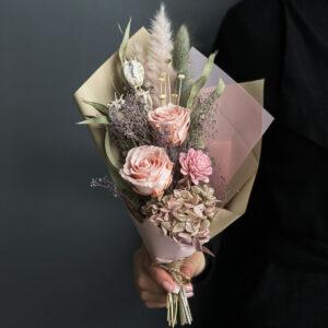 kimp kimp uinuvatest õitest ja taimedest LIANIDA-3804. Magavad roosid. DecoRento Tartus