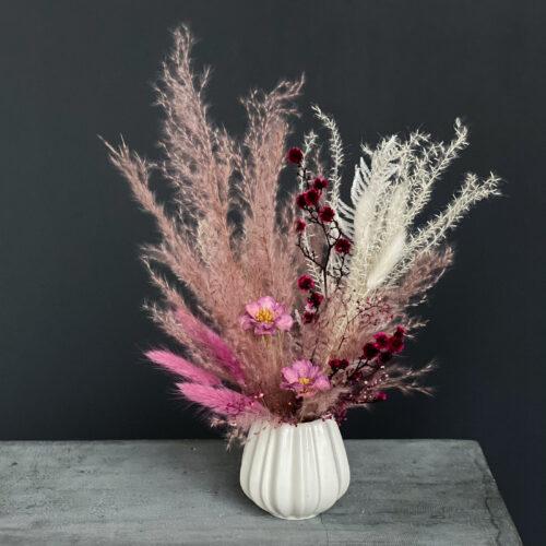 Lilleseade stabiliseeritud taimedega