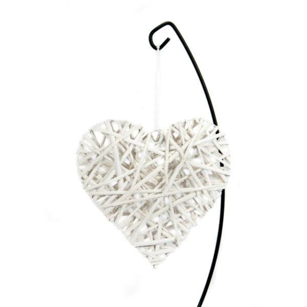 südamekujuline dekoratsioon