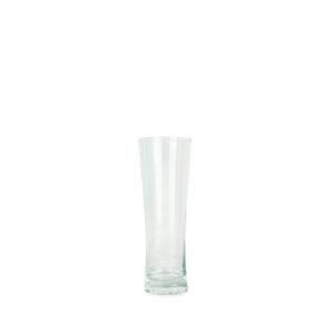 Klaasvaas 23 cm LUDOVICA