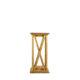 Lillealus/Postament AGAPETO. DecoRento dekoratsioonide rent.